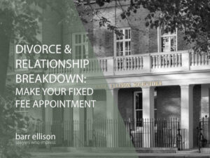 Divorce & Relationship Breakdown - What to Expect at Your Initial Legal Consultation